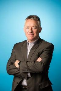 Hans Hoffmann SMPTE Finance Vice President
