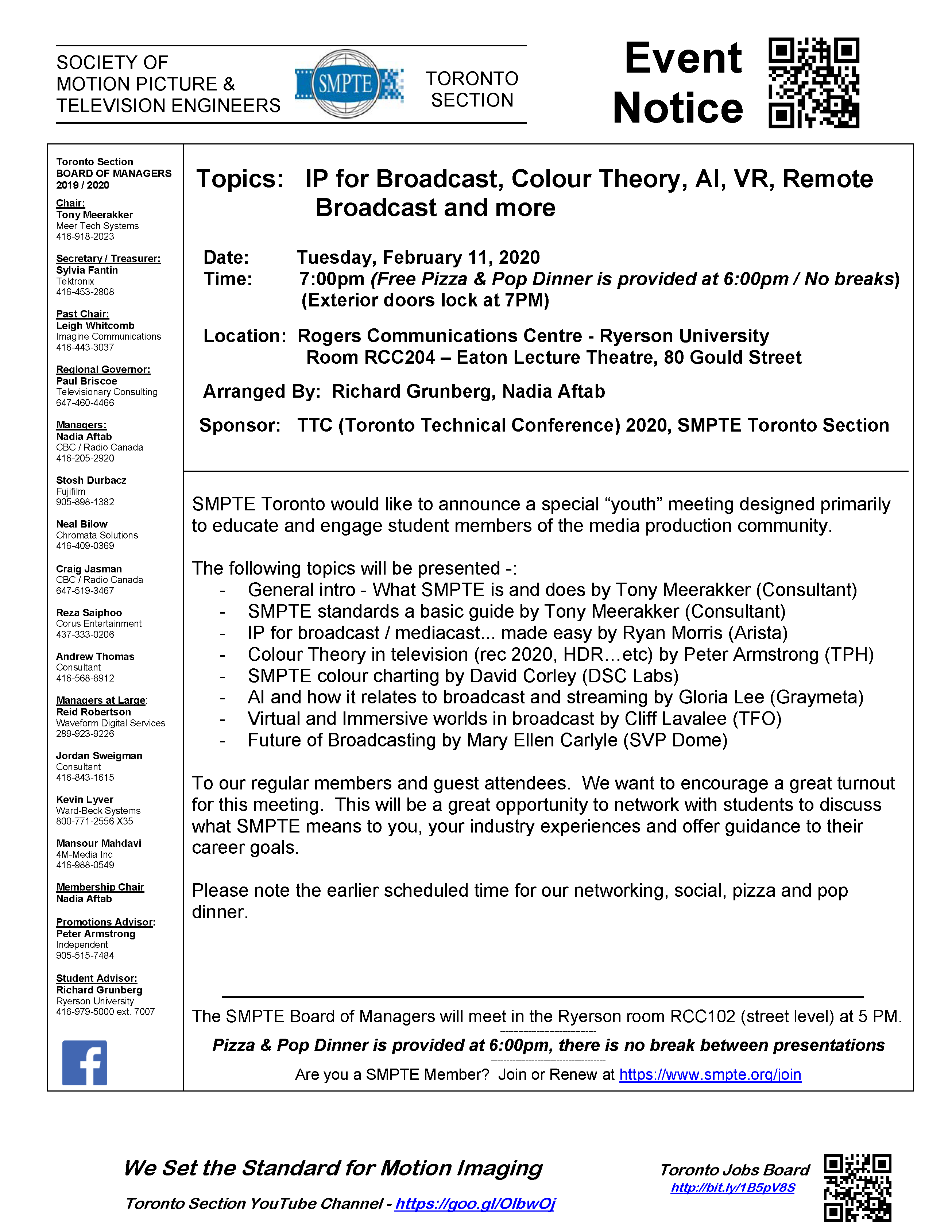 SMPTE Meeting Notice Feb 11-2020 v2